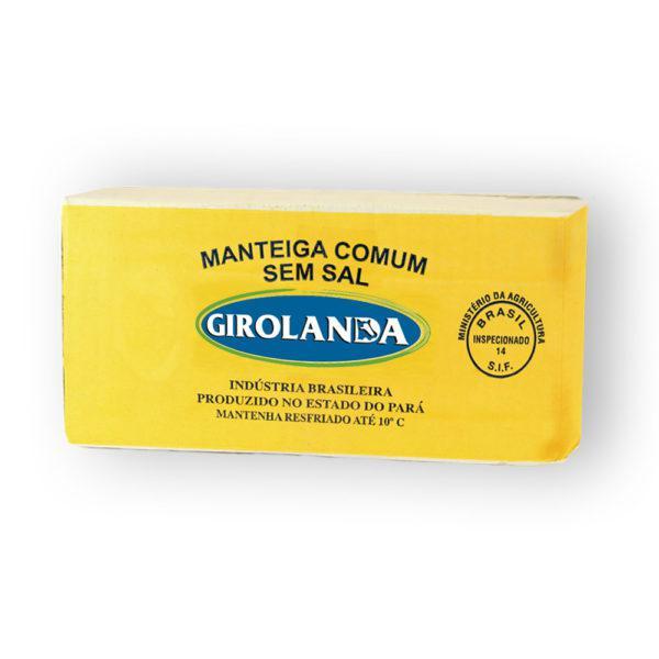 Manteiga Girolanda