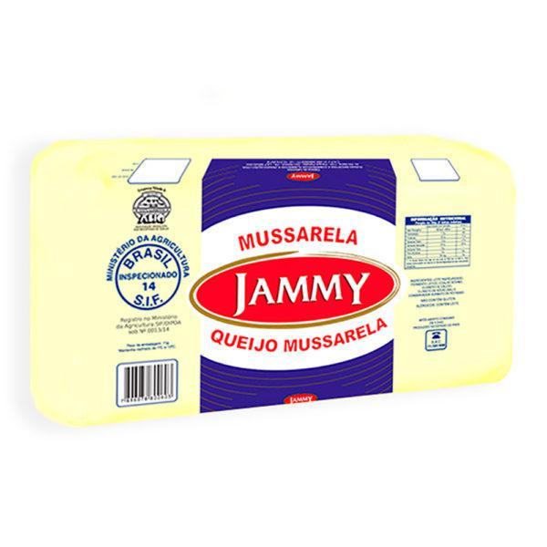Queijo Mussarela Jammy