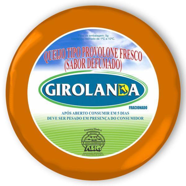 Queijo Provolone Girolanda
