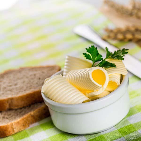 Produtores de manteiga
